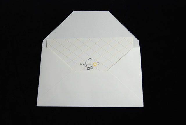 D-BROS(ディーブロス) グリーティングカード 「Bloom」 渡邉良重
