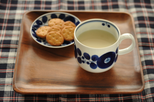 屋久島八万寿茶園 有機ほうじ茶