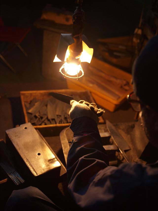 庖丁工房タダフサ 「鍛冶の町・新潟県三条市」の庖丁メーカー